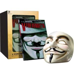 Box Set: V For Vendetta: Deluxe Collector - Importado por R$ 58