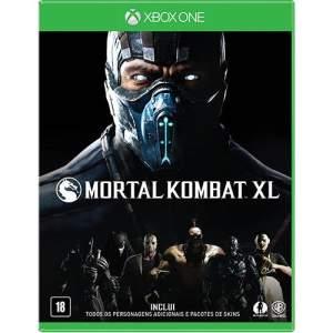 Game Mortal Kombat XL - Xbox One por R$ 100