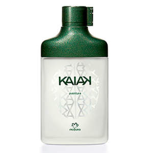 Desodorante Colônia Kaiak Aventura Masculino com Cartucho - 100ml  por R$ 57