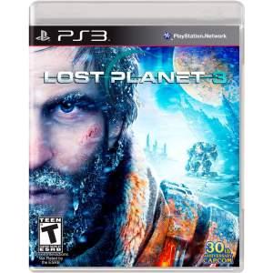 Lost Planet 3 Ps3 por R$ 20
