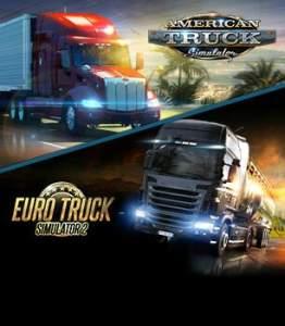 Games e DLC's de simuladores de caminhão com até 80% Off - APARTIR DE R$ 1,24