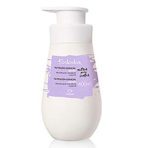 Desodorante Hidratante Corporal Algodão Pele Seca Tododia - 400ml por R$ 32