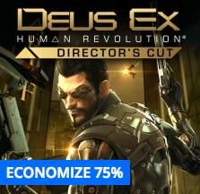 Deus Ex: Human Revolution - Director's Cut - PS3 - $25