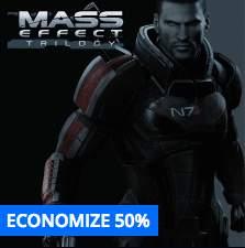 Mass Effect Trilogy - PS3 - $49