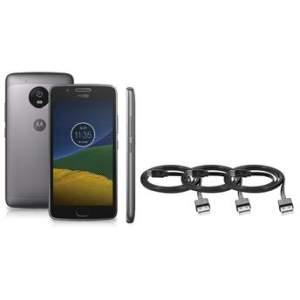 Motorola Moto G5 Platinum Android 7.0 Por R$ 999,00