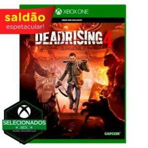 Dead Rising 4 Xbox One - R$ 49,90