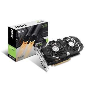PLACA DE VÍDEO MSI GEFORCE GTX 1060 6GT OCV1 6GB GDDR5 PCI-EXP por R$ 983