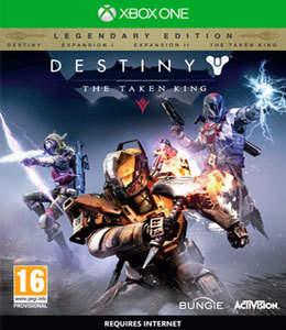 Destiny: The Taken King Edição Lendária - Xbox One R$ 69,90