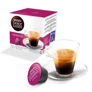 Combo de Espressos [Dolce-Gusto] 50% OFF - 6 caixas por R$ 66,60 + Frete