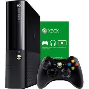 Console Xbox 360 250 GB + Controle Sem Fio