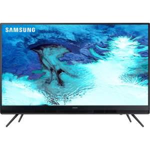 """TV LED 32"""" Samsung 32K4100 HD com Conversor Digital Proteção Tripla Design Slim 2 HDMI 1 USB"""