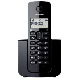 Telefone Panasonic sem Fio Dect 6.0 KX-TGB110LBB c/ ID de Chamadas  por R$ 86