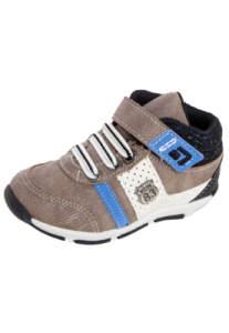 Sapato Infantil Klin Outdoor Cano Alto Marrom - R$59,90