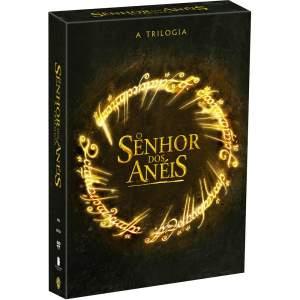 Coleção Trilogia O Senhor dos Anéis (3 discos DVD) por R$ 19,90