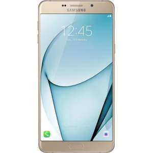 Smartphone Samsung Galaxy A9 SM-A910F Dourado Dual chip Android Marshmallow 4G Câmera 16 MP Traseira e 8MP Frontal