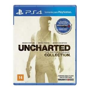 Uncharted - Nathan Drake Collection por 59,90