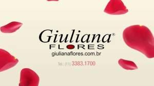 [Giuliana Flores] 30% de desconto em compras acima de R$160