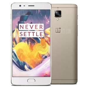 OnePlus 3T Global Version 4G Phablet por R$ 1264
