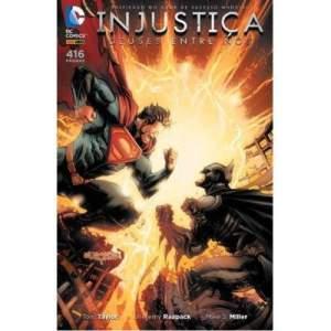 [Fnac] HQ Injustiça - Deuses entre nós - Ano 1 (capa dura) por R$ 60
