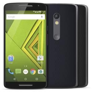 "Smartphone Motorola Moto X Play Colors Preto 4G Tela 5.5"" Android 5 Câmera 21Mp Dualchip 32Gb R$1.189,15"