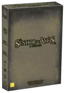 O Senhor Dos Anéis - A Trilogia Versão Estendida - 12 DVDs por R$ 64,90