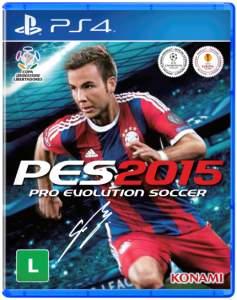 PES 2015 - Pro Evolution Soccer - PS4