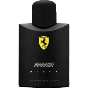 Perfume Ferrari Black Masculino 125ml - R$ 90
