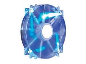 Fan CoolerMaster Megaflow 200MM Silent - R$43,91