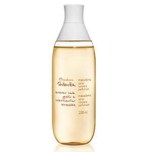 Desodorante Colônia Spray Corporal Perfumado Macadâmia Tododia - 200ml - R$39