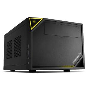 Gabinete Sharkoon Mini ITX C10 - R$209,90
