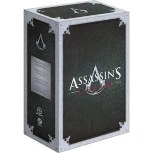 Box Assassin's Creed volume 1 com 4 livros por R$ 42,90