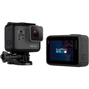 Câmera Digital Gopro Hero 5 Black à prova d'água 12.1MP por R$ 1900