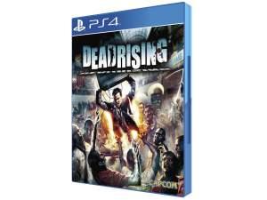 Dead Rising Remastered para PS4 - R$30