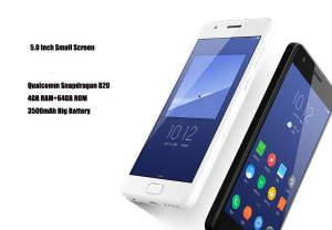 Lenovo ZUK Z2 5.0 polegadas 4GB RAM 64GB ROM Snapdragon 820 2.15GHz Quad-core 4G Smartphone por R$ 586,20