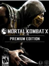Mortal Kombat X - Premium Edition - Steam - US$5,19