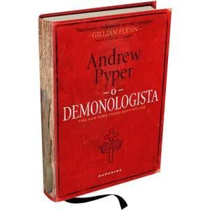 Livro - O Demonologista Darkside Books por R$ 25
