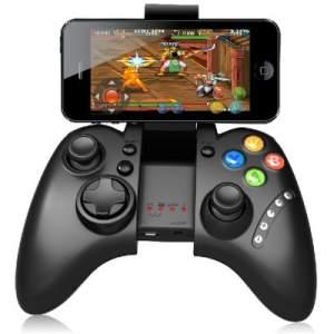 IPEGA PG-9021 Classic Bluetooth Gamepad  - BLACK - R$50.55
