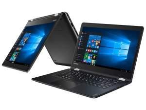 Notebook 2 em 1 Lenovo Yoga 510 Core i7 8GB 1TB Touch Screen por R$ 3068,07