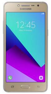 """Smartphone Samsung Galaxy J2 Prime Dualchip Dourado 4G, Tela 5"""", Android 6.0, Câm 8Mp, 8Gb, Dtv por R$ 563"""