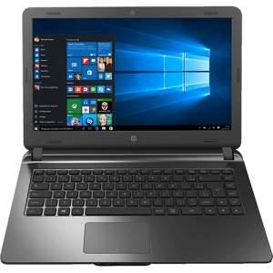 "Notebook HP 14-ap020 Intel Core i3 4GB 500GB Tela LED 14"" Windows 10 - Chumbo - R$1.234"