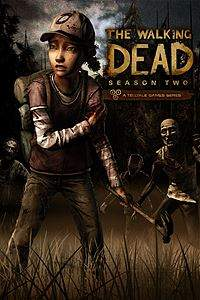 The Walking Dead: Season Two - Xbox One - R$ 12