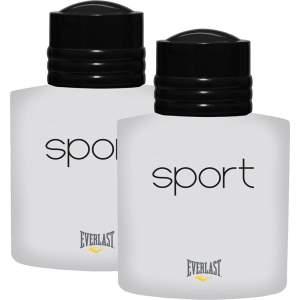 2 Perfumes Everlast Sport Masculino 50ml por R$ 59,98