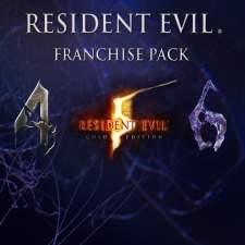 Resident Evil Franchise Pack (Resident 4 + 5 + 6) - PS3 - R$48,79