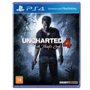 Uncharted 4: A Thief's End por R$ 76