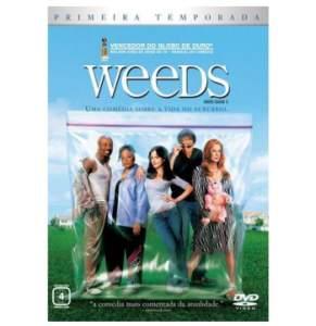 Weeds - 1ª temporada completa (DVD) por R$ 9,90