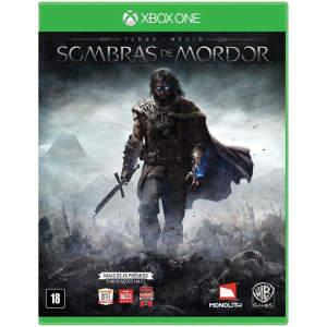Jogo Terra Média - Sombras De Mordor para XBOX One - R$60