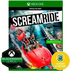 Jogo Screamride para Xbox One  R$29.90