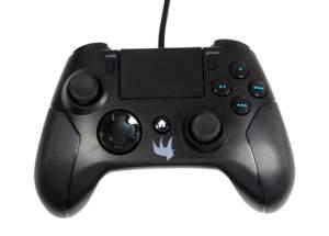 Controle Gator Claw Preto Com Fio Para PS4 R$ 117