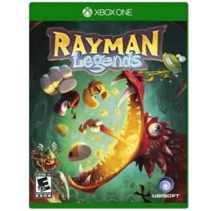 Jogo Rayman Legends (XONE) R$ 45