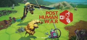 Grátis Post Human W.A.R!